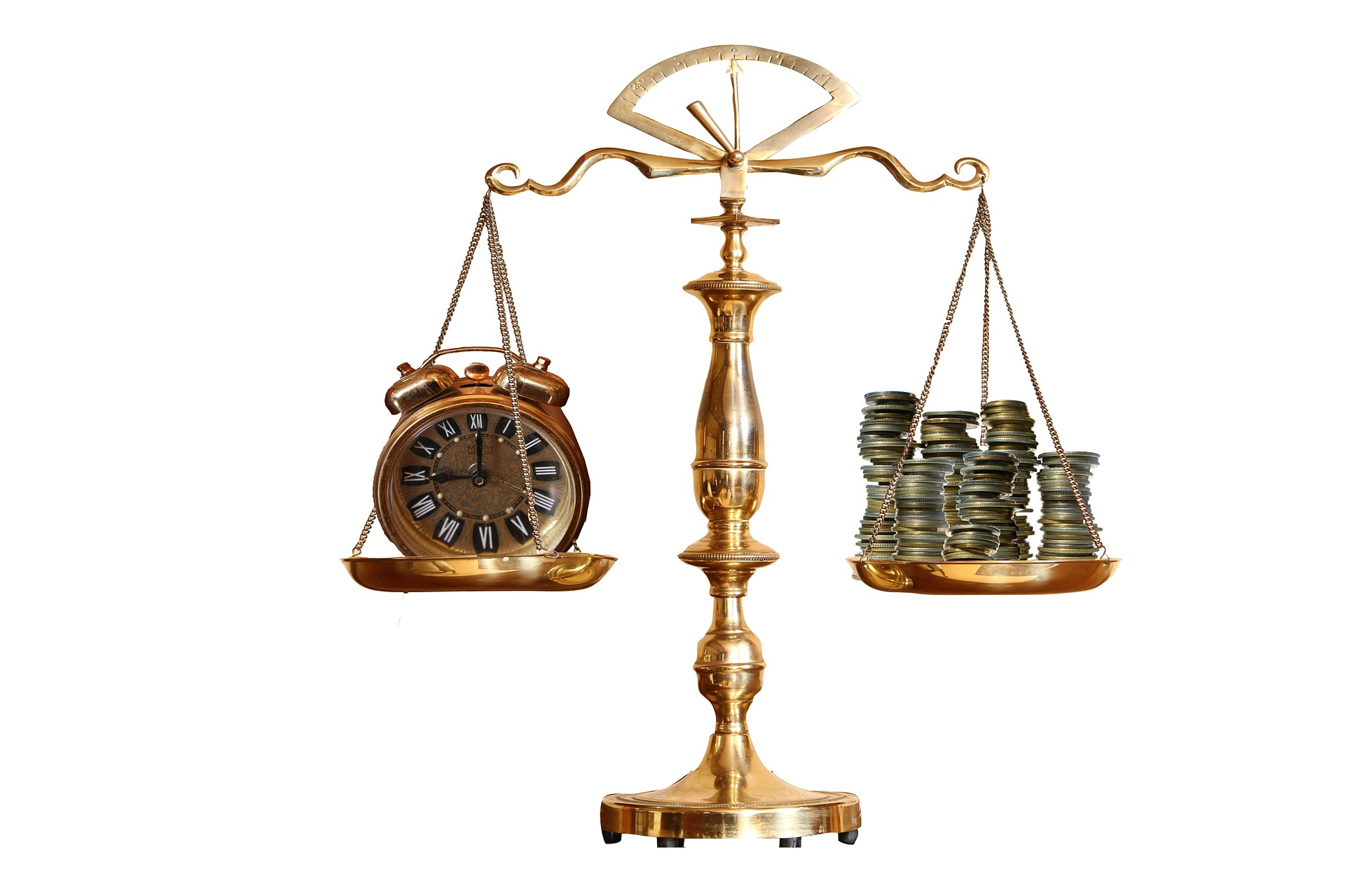 balance of justice image on workers' compensation lawyer blog